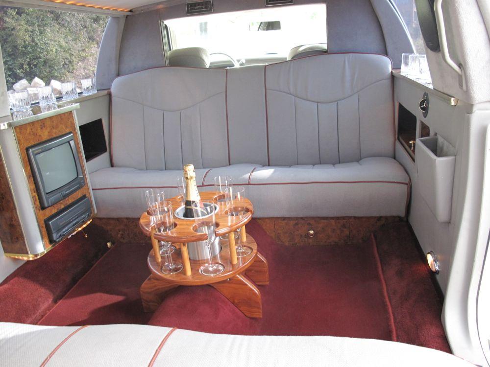Stretchlimo Classic, Limousine mieten, Limousinenservi